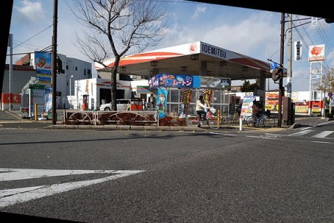 ガソリンスタンド 出光 セルフ南松本SS / 信光石油(株)