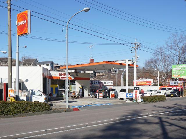 ガソリンスタンド ENEOS 明和SS / 羽黒石油(株)