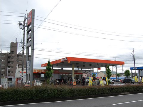 ガソリンスタンド ENEOS 北方SS / 岐菱商事(株)