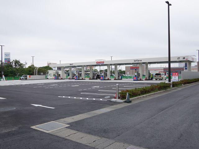 ガソリンスタンド 独自・その他 浜松ガスステーション / コストコホールセール・ジャパン(株)