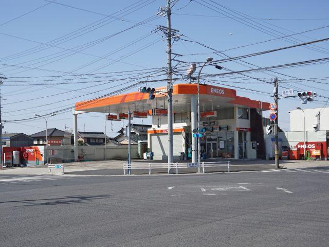 ガソリンスタンド ENEOS 幡山SS / (資)伊藤油店