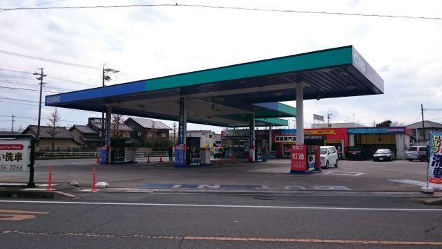ガソリンスタンド コスモ石油 セルフステーション牛川 / (株)三河シー・エス・エヌ