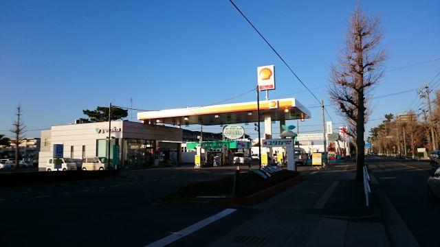 ガソリンスタンド 昭和シェル石油 ユタカスタンド豊橋SS / ユタカ産業(株)