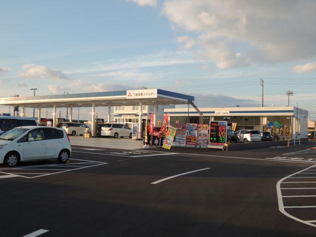 ガソリンスタンド 三菱商事エネルギー イオンモール常滑SS / エム・シー・オイル(株)