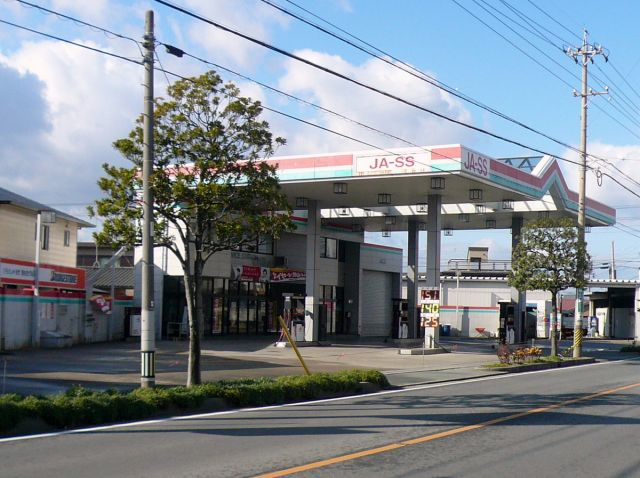 ガソリンスタンド JA-SS 川井町SS / JA松阪