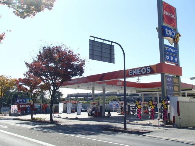 ガソリンスタンド ENEOS Dr.Drive セルフ八幡SS / (株)サントーコー