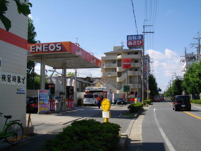 ガソリンスタンド ENEOS 東豊中SS / サンユインダストリアル(株)
