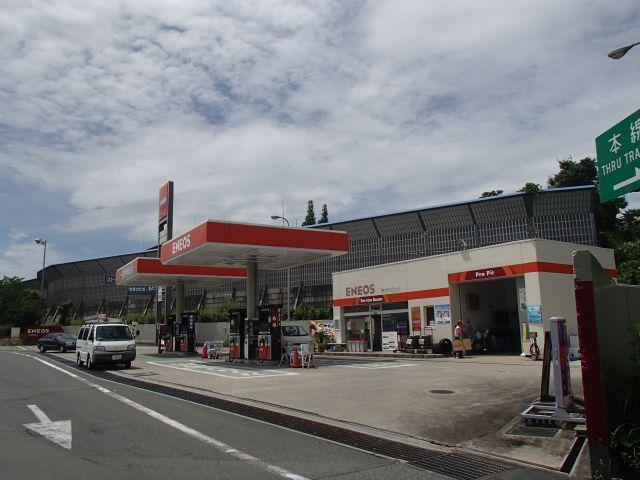 ガソリンスタンド ENEOS 【名神高速】吹田SA上り線SS / (株)ネクステージ