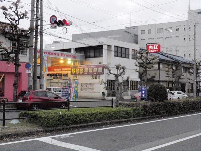 ガソリンスタンド 独自・その他 【丸紅エネルギー】布施長田SS / (株)冨士商