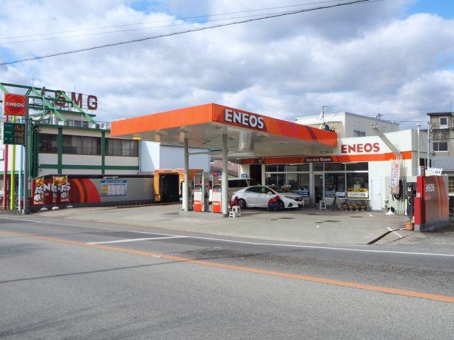 ガソリンスタンド ENEOS 福崎インターSS / (有)三輪石油