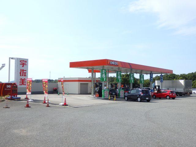 ガソリンスタンド ENEOS 【山陽道】三木SA下り線SS / (株)西日本宇佐美