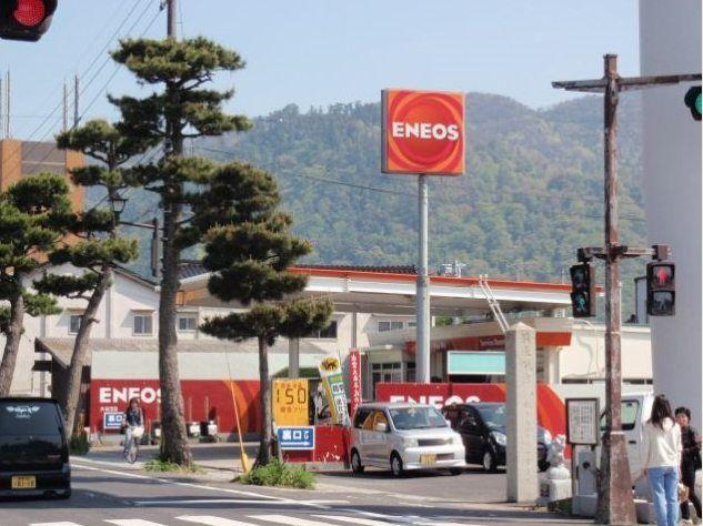 ガソリンスタンド ENEOS 大社SS / (有)岡田忠市商店