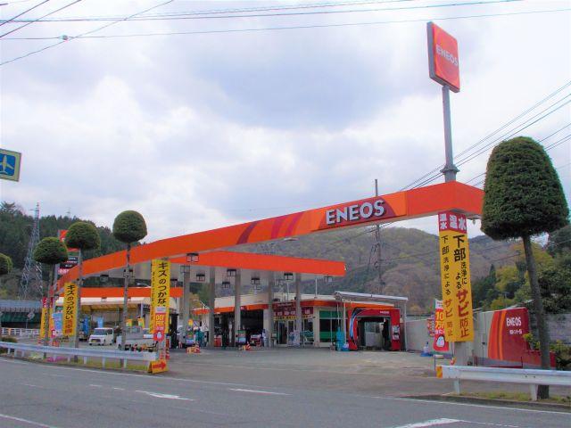 ガソリンスタンド ENEOS 東城インターSS / 田口石油興業(株)