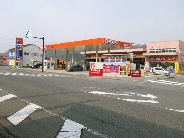 ガソリンスタンド ENEOS みつぎSS / ゴトウ石油(株)