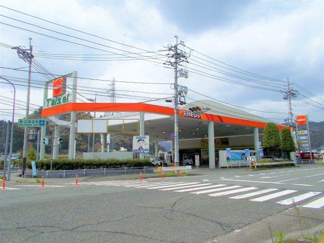ガソリンスタンド ENEOS Dr.Drive 東城インターSS / 大成石油(株)