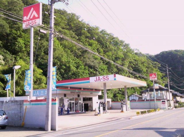 ガソリンスタンド JA-SS 君田SS / (株)三次クミアイ燃料