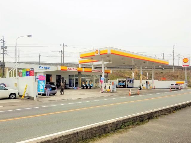 厚狭山陽町SS / (有)金重石油店の画像