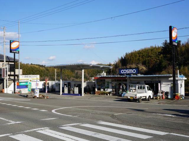 ガソリンスタンド コスモ石油 西の前SS / 福井南石油(有)