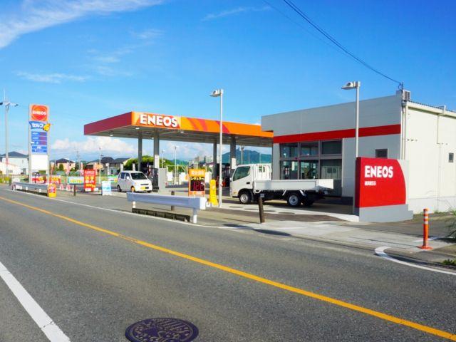 ガソリンスタンド ENEOS 横浜西SS / ハタエ石油(株)