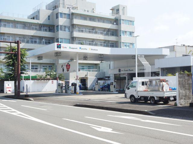 ガソリンスタンド 独自・その他 二日町SS / (株)ライフサポート九州
