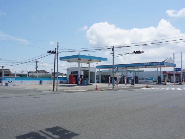 ガソリンスタンド 独自・その他 港SS / 八代港石油(同)